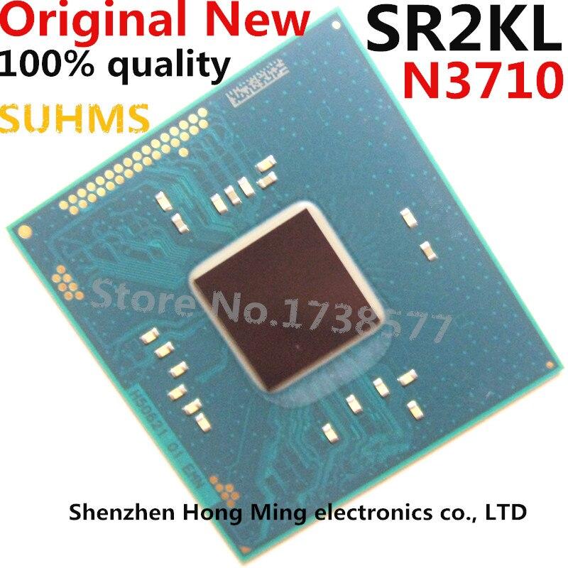 100% New SR2KL N3710 BGA Chipset