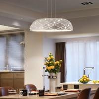Nordic Loft LED Modern Chandeliers Bedroom Living Room Lighting Deco Pendant Lamps Kitchen Light Hanging Hanglamps Lights Avize
