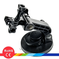 Go Pro Accessories High Quality Suction Cup For Gopro Hero3 3 4 Sj4000 5000 Sports Camera