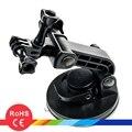 Go Pro Аксессуары оригинальное качество Автомобиля Мотоцикл Лодки присоске для Gopro Hero 5 Hero3 3 + 4 sj4000/5000 Xiaomi Yi 2