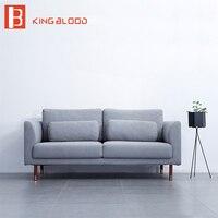 Ленивый мальчик ткань обивки дивана деревянный ногу диван конструкции с низкая цена