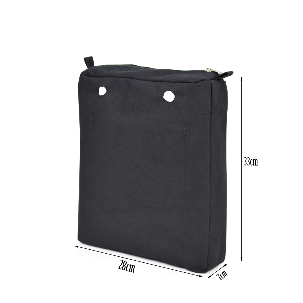 New Canvas Insert Tela Insert for O CHIC  Lining Canvas waterproof Inner Pocket For Obag OCHIC
