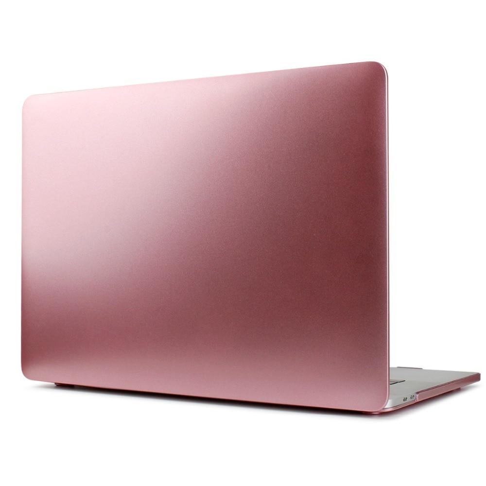 Metal Sprayed Hard Laptop Case For Macbook Pro 13 15 New Air 13 2018 - Նոթբուքի պարագաներ - Լուսանկար 2
