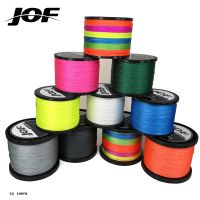 1000m Braided Fishing Line Super Power PE Fiber Line 8 Strands Multifilament Fishing Line Carp Fishing