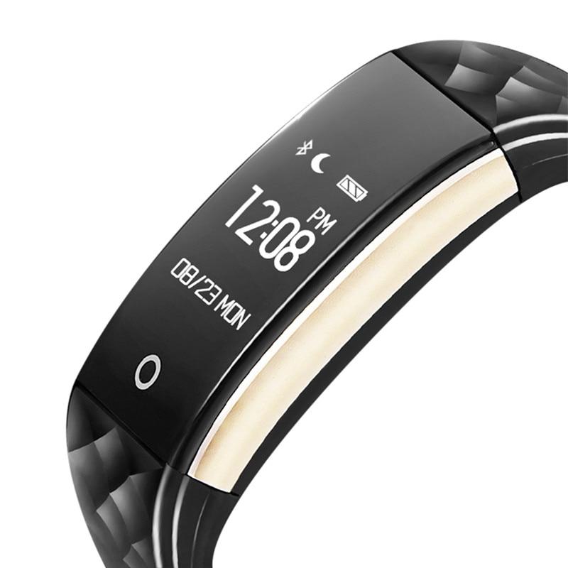 все цены на Smart Watch IP67 Waterproof Message Reminder Outdoor Swimming Sport Smartwatch Multi Language Men's Women's Wristwatches онлайн