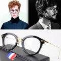 Hot 2016 binful 011 moda armacao de oculos de grau femininos homens óculos de armação de óculos de marca quadros mulheres frame ótico
