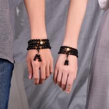 Luminous Dragon Mala Bracelet For Men and Women
