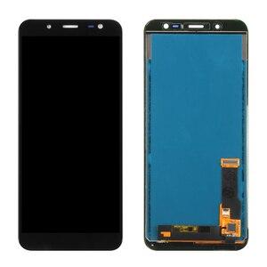 Image 3 - Pantalla LCD de 5,6 pulgadas para Samsung Galaxy J6 2018, J600, SM j600F, J600g, J600fn/ds, pantalla táctil, piezas de repuesto para sensori