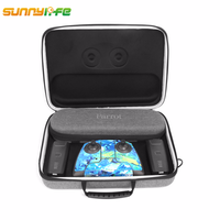 Sunnylife Parrot ANAFI Bag Carrying Box Suitcase Storage Case for Parrot ANAFI Drone and Remote Controller and Accessories