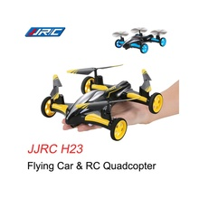 Original JJRC H23 2.4G 4CH 6-Aixs Gyro Air-Ground RC Quadcopter Flying Car RC Drone RTF with Headless Mode LED Lights Dron