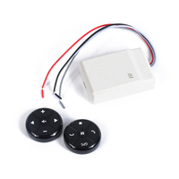 Car Steering Wheel Wireless Remote Control Applicable To Any Brand Car Navigation DVD Steering Wheel Button