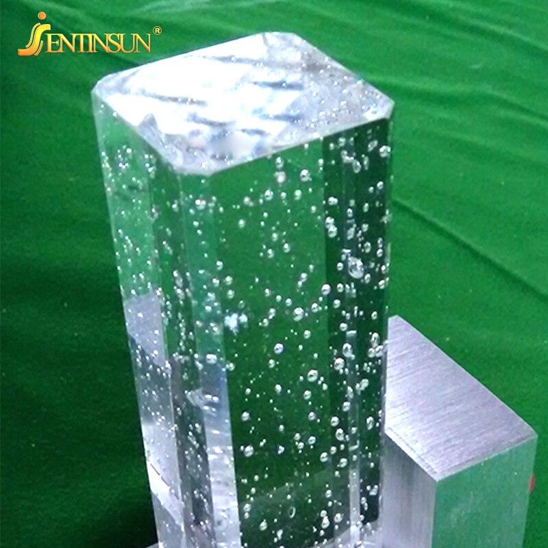 Modern Crystal Bubble LED Wall Lamp Iron Mounted Mirror Bathroom ...