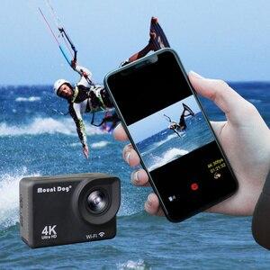 "Image 5 - 2.0 ""ללכת Pro Ultra HD 4K פעולה ספורט וידאו מצלמה DVR מקליט Wifi שלט רחוק עמיד למים Selfie מקל gopro אבזרים"