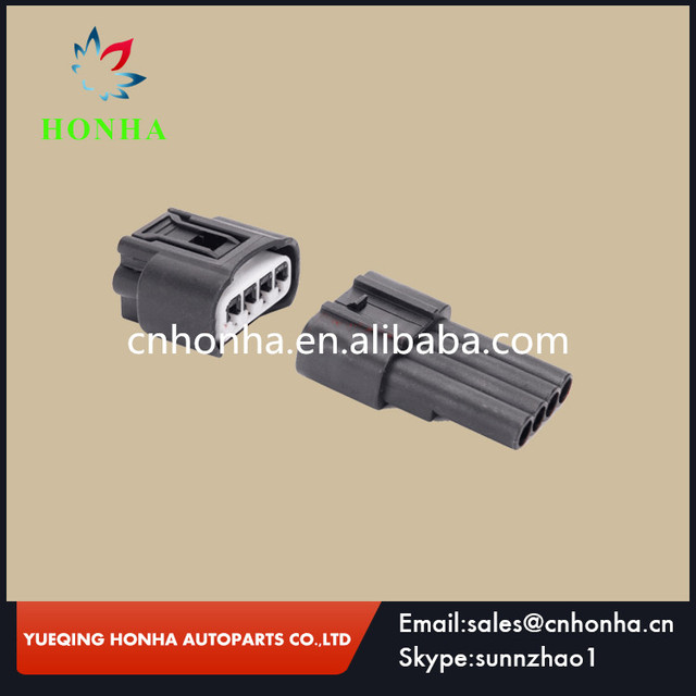 4 Pin Male and female Part of 90980 11885 7283 7449 30 Ignition Coil Plug wire_640x640 aliexpress com buy 4 pin male and female part of 90980 11885  at edmiracle.co