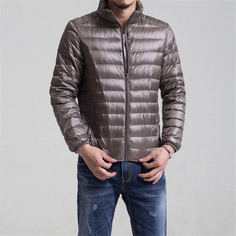 BOLUBAO Brand Men Duck   Down   Jacket 2019 Winter Male Warm Casual Stand Collar Duck   Coats   Men's Fashion   Down   Outerwear