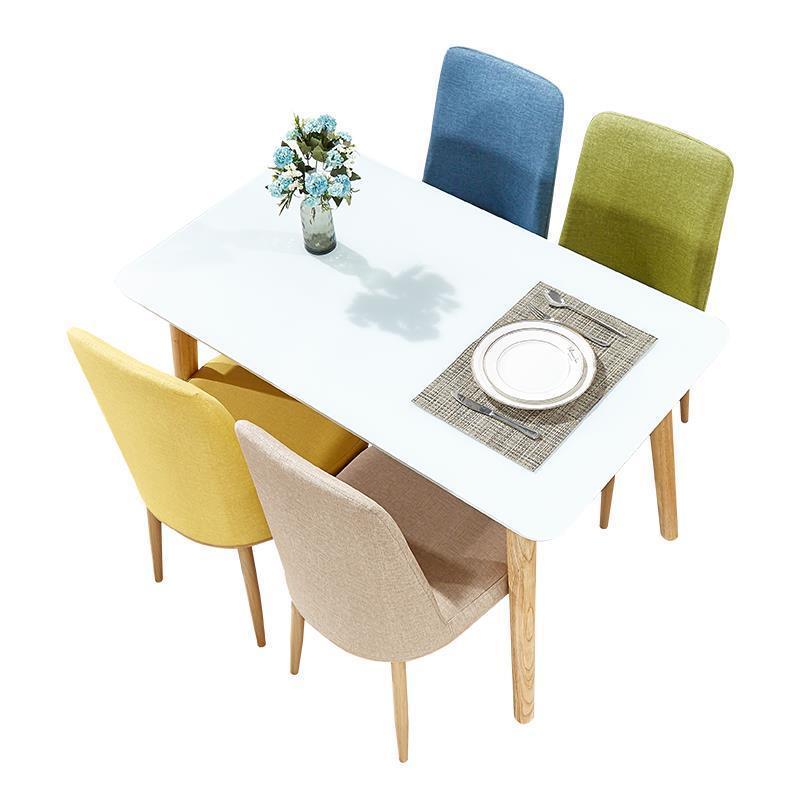 Wohnmöbel Set Eettafel Sala Küche Escrivaninha Juego Comedor Tisch Ein Langer Retro Holz Mesa De Jantar Tablo Schreibtisch Esstisch Möbel