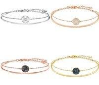 e6a007eb1ca9 2019 Sale Fashion Jewelry Gold Moran Bracelet Double Crystal Ring Combo  Charm Bracelet Crystals From Swarovski