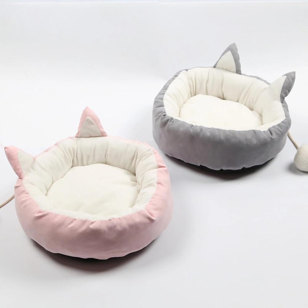 Chenil de lit pour chat