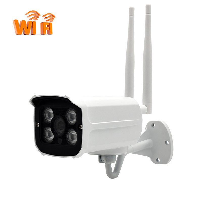 CCTV WiFi Bullet IP Camera 720P 960P CCTV Wi-fi Security Camera Video Monitor Wireless Outdoor Waterproof Surverillance Onvif wistino cctv bullet ip camera xmeye waterproof outdoor 720p 960p 1080p home surverillance security video monitor night vision