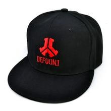 Defqon.1 Rock embroidery Caps Defqon1 Rock Band Fans Cool Summer Baseball Cap hip-hop cap Hardstyle Hat