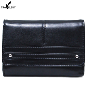 RFID lady wallet with multiple screens simulation leather material fashion useful purse have 3 colors 1 pcs free shipping 13587A