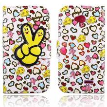 New Arrival Funny Cute Fashion Wallet Flip Style PU Leather Case For LG L90 D410,D415,D405 Phone Bag Cover Card Holder