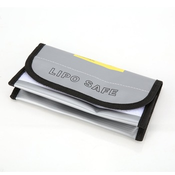 Fire Retardant LiPo Battery Bag LiPo Safe Guard Charging Box Bag Sack Pouch Fireproof Explosion-proof for RC Model Drone Car high quality lipo li po battery fireproof safety guard safe bag 215 45 165mm toys wholesale free shipping