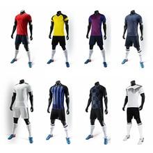 2019 new mens football jerseys national team sports jersey blank set custom name and logo