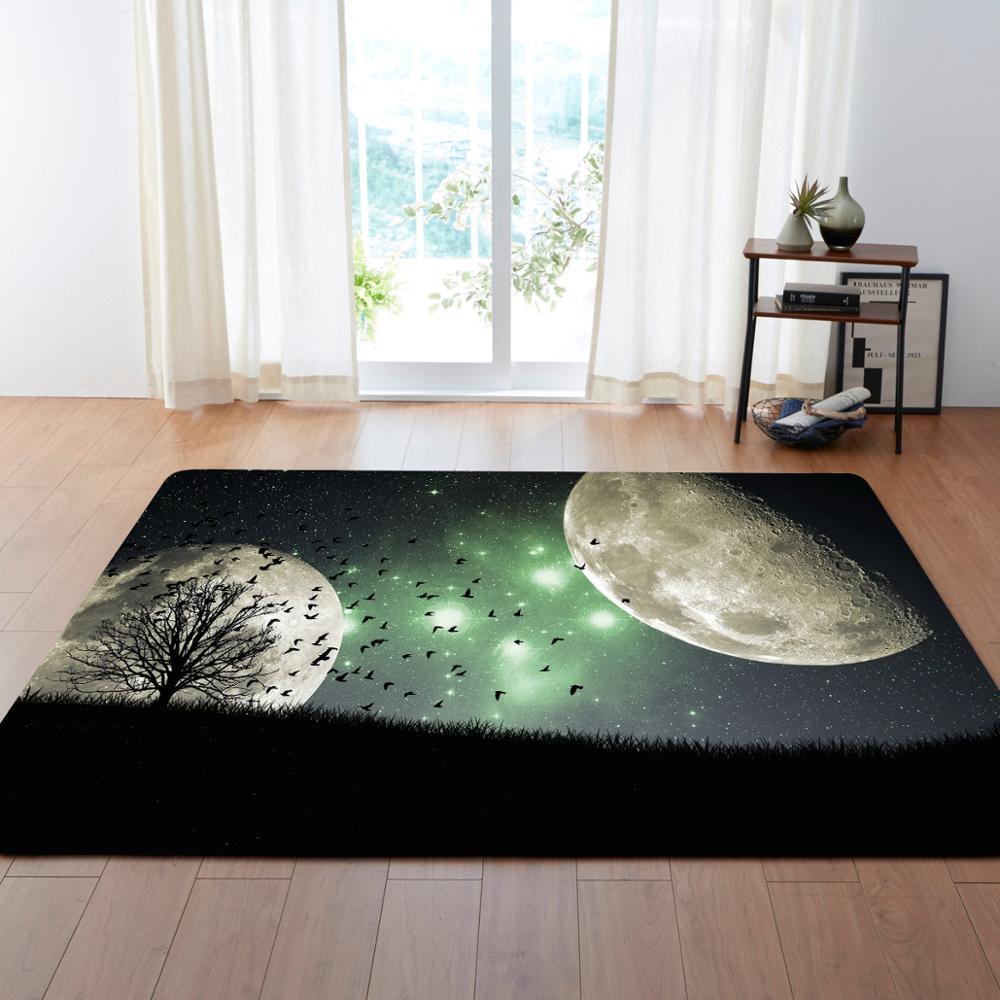 Printed Carpets For Living Room Decor