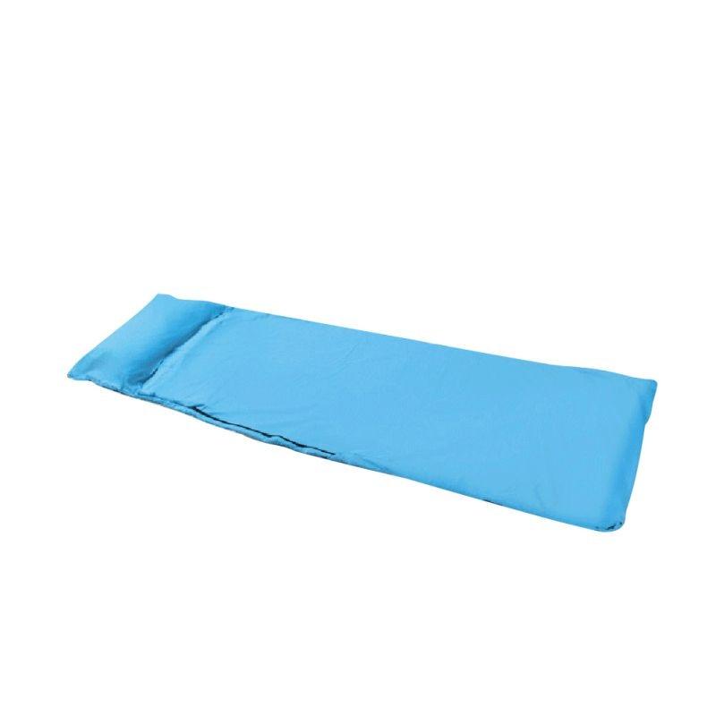 Yeni Ultralight Outdoor Yataq Çantası Liner Polyester Pongee - Düşərgə və gəzinti - Fotoqrafiya 5