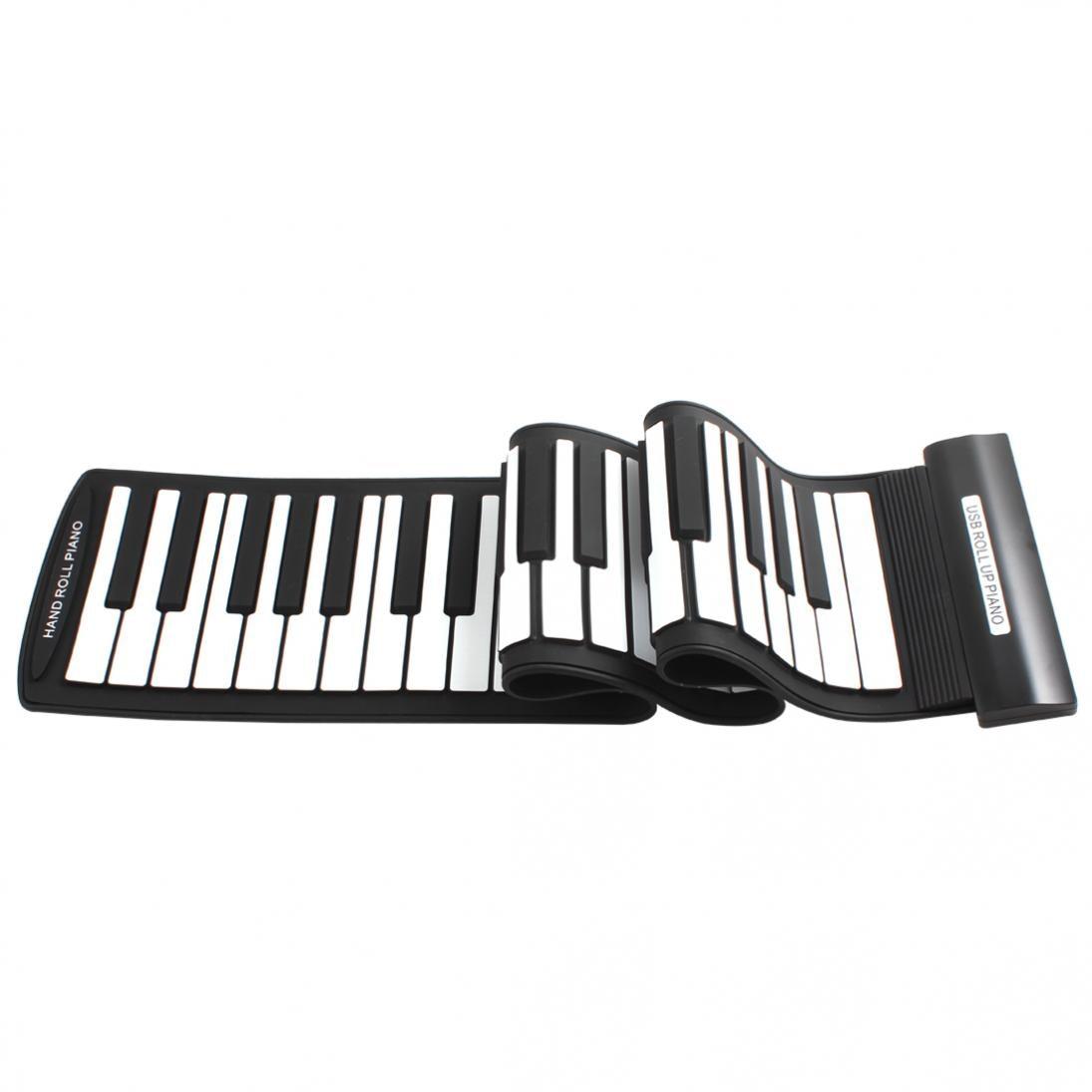 Keyboard, KONIX, MIDI, For, Electronic, Flexible