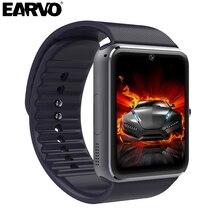 Smart Armbanduhren GT08 MTK SmartWatch Uhr SYNC Anruf Pedometer Unterstützung Sim-karte GSM Bluetooth für Android PK F69 U8 DZ09 GV18