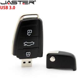 JASTER 3,0 оптовая продажа Usb флеш-накопитель SFY 100% реальная емкость Audi Автомобильный ключ 8 ГБ 32 ГБ 64 ГБ флеш-накопитель Pendrive Memory Stick U диск