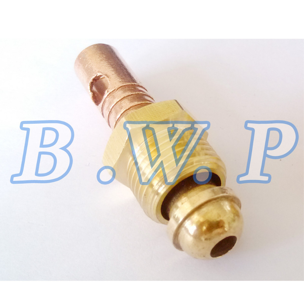 1 PCS QQ-150 TIG Welding Torch Gun Cable Connector Gas Electric Integrated