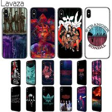 Lavaza Stranger Things Soft Silicone Case Cover for Apple iPhone 6 6S 7 8 Plus 5 5S SE X XS 11 Pro MAX XR