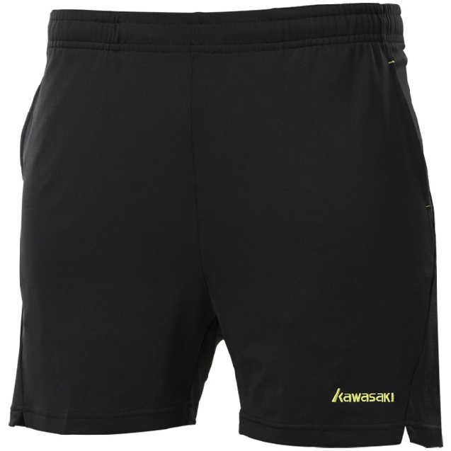 Kawasaki 2019 New Breathable Elastic Badminton Shorts For Men And Women Knitted Sweat-Absorbant Summer Outdoor Shorts  SP-13391