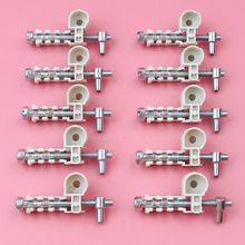 Ajustador de cadena tensor de Kit de tornillos para Stihl MS180, MS170, 018, 017, MS, 180, 170, 10 unidades/lote