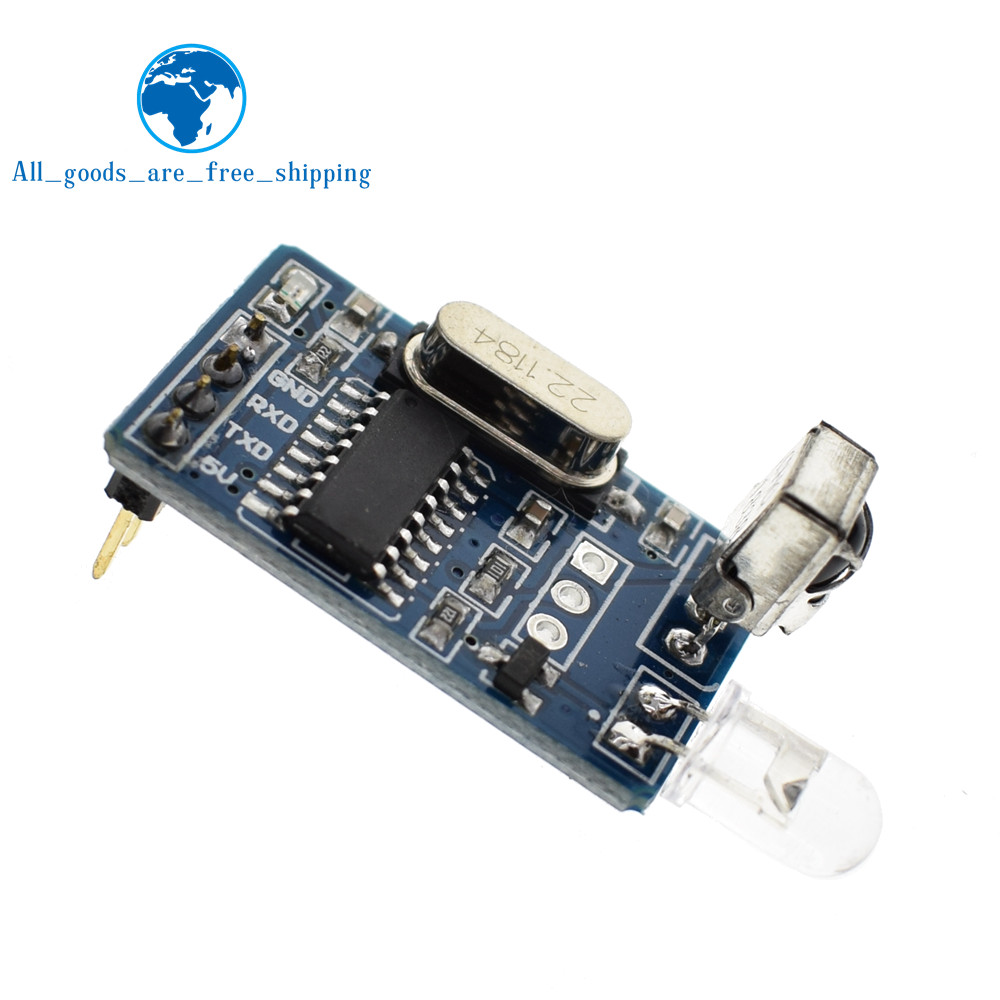 Tzt 5v Ir Infrared Remote Decoder Encoding Transmitter Receiver Circuit Detector 1 X Transmitterreceiver Wireless Module