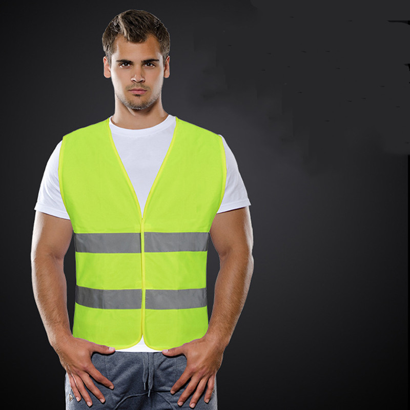 Car Reflective Clothing For Safety Vest Body Safe Protective Device Traffic Facilities For Running Cycling Sports Clothing Vest