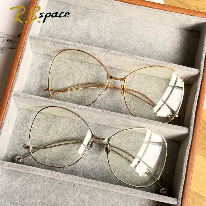2017 retro mode store indrammede briller indrammer trenden med det - Beklædningstilbehør - Foto 5