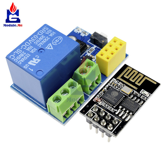 ESP8266 ESP-01S 5V ESP01S WiFi Relay Module Things Smart Home Remote Control Switch For Arduino Phone APP Wireless Adapter Board