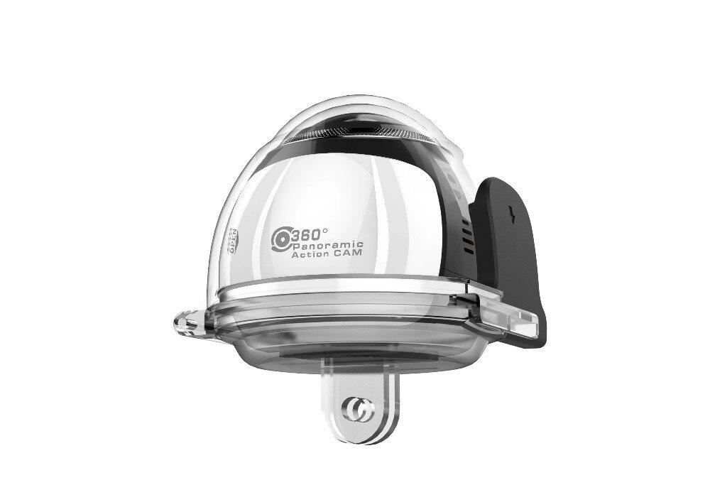 V1 HD 4 K 360 degrés tous les sports de plein air caméra VR sous-marine caméra panoramique caméra de mouvement