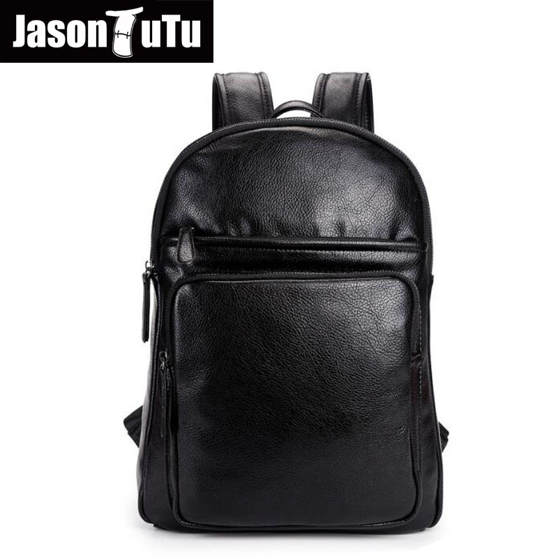 uiyi backpack men polyester microfiber pu leather patchwork backpacks for teenagers school rucksack school bags travel 160014 2017 Good quality Black PU leather backpack Rucksack Travel Back pack men School bags for teenagers 15-25 days to Moscow B514