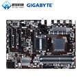 ใช้ต้นฉบับเดสก์ท็อปเมนบอร์ด GIGABYTE GA-970A-DS3P AMD 970 ซ็อกเก็ต AM3 AM3 + FX Phenom II Athlon II DDR3 32G SATA3 USB3.0 ATX
