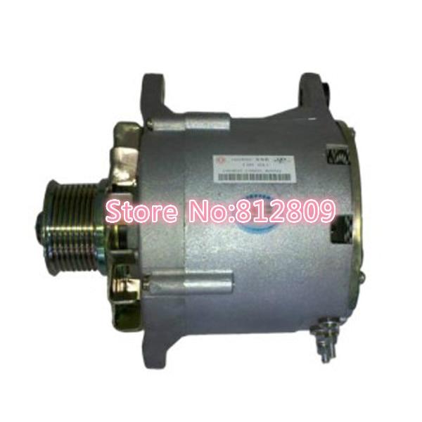TRUCK 4BT 6BT ENGINE AUTO ALTERNATOR 3701V66-01010 C4938300 28V 45A new auto alternator 6bt engine c3972529 28v 70a
