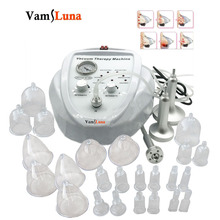 цена на Body shaping Vacuum Massage Therapy With Breast Enlargement Pump & Cupping Massager & Cellulite Removal