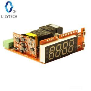 Image 4 - ZL 7801D, controlador de incubadora automática multifuncional, Mini XM 18, controlador de incubadora de humedad de temperatura, Lilytech