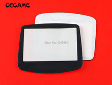 50 stücke kunststoff bildschirm objektiv für Gameboy Advance für GBA Objektiv Protector
