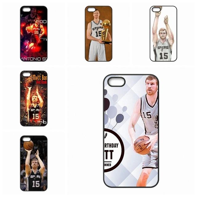 Case Cover Matt Bonner San Antonio Spurs For Samsung Galaxy Note 2 3 4 5 edge lite A3 A5 A7 A8 A9 E5 E7 2016