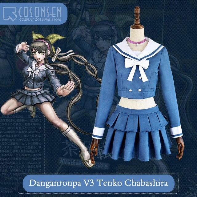 cosplayonsen new danganronpa v3 tenko chabashira dangan ronpa v3